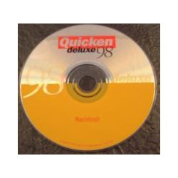 Quicken Deluxe 98 for Mac,...