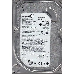 Seagate 500GB 7200 RPM...