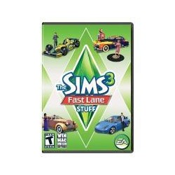 The Sims 3 Fast Lane - New