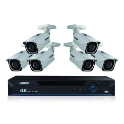 Lorex 8 Channel 4K IP...