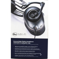 Blue Mix-FI Studio Headphones