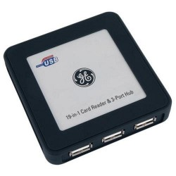 USB 2.0 19-in-1 Card...