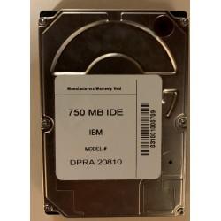 "750MB 2.5"" IDE IBM HD Model..."