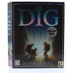 The Dig by Lucas Arts, for...