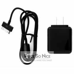MonoPrice Black USB Wall...