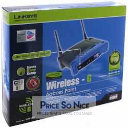 Cisco-Linksys WAP54G...