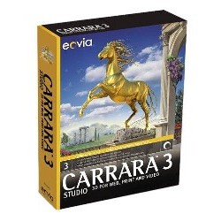 Carrara studio v3 by Eovia...