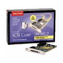 Adaptec 3950-2xU2W SCSI - New